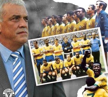 Richard Páez analiza al Brasil campeón en México 1970.