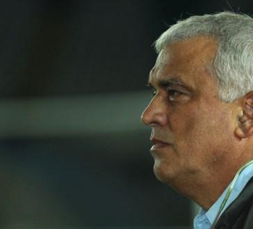 Richard Páez Monzón, seleccionador de Venezuela en la Copa América 2007.
