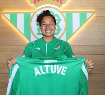 Oriana Altuve Betis