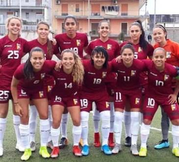 futbolistas venezolanas