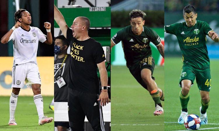 venezolanos MLS