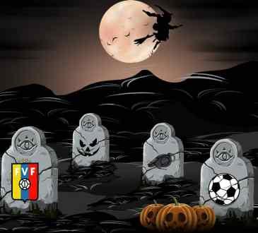 Historias de terror en el fútbol venezolano.