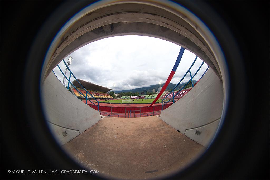El Olímpico, por Miguel Vallenilla.