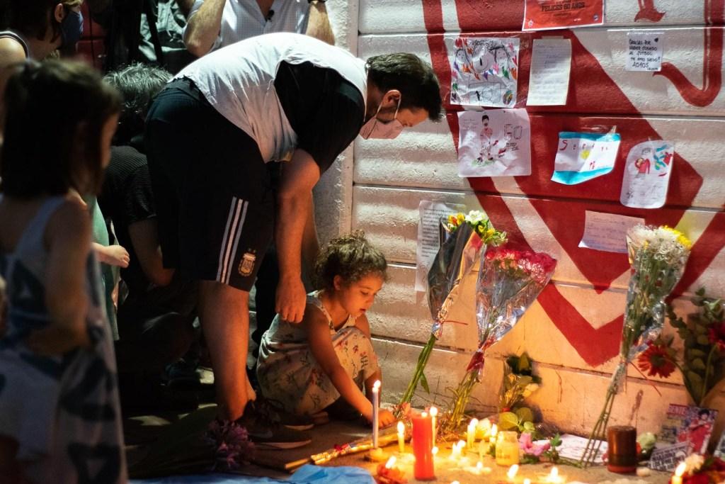 Reacciones a la muerte de Diego Maradona, por Fernando Oduber.