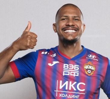 Salomón Rondón, nueva ficha del CSKA.