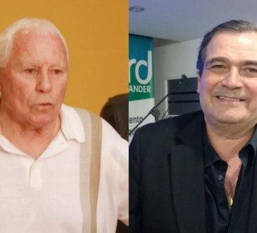 Lázaro Candal y Manolo Dávila.