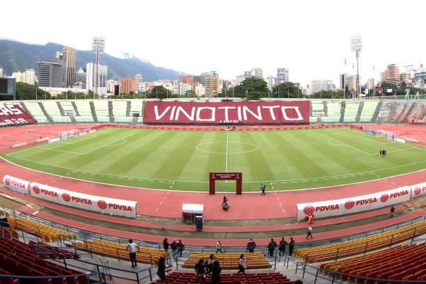 Estadio Olímpico de la UCV, Caracas.