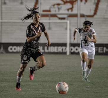 Paola Villamizar.