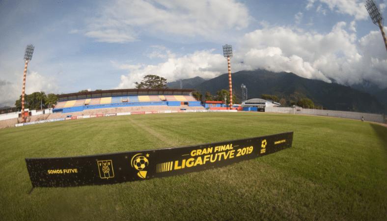 Estadio Guillermo Soto Rosa. Foto Liga Futve