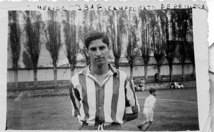 El joven Guillermo Soto Rosa. Foto Foro Vinotinto
