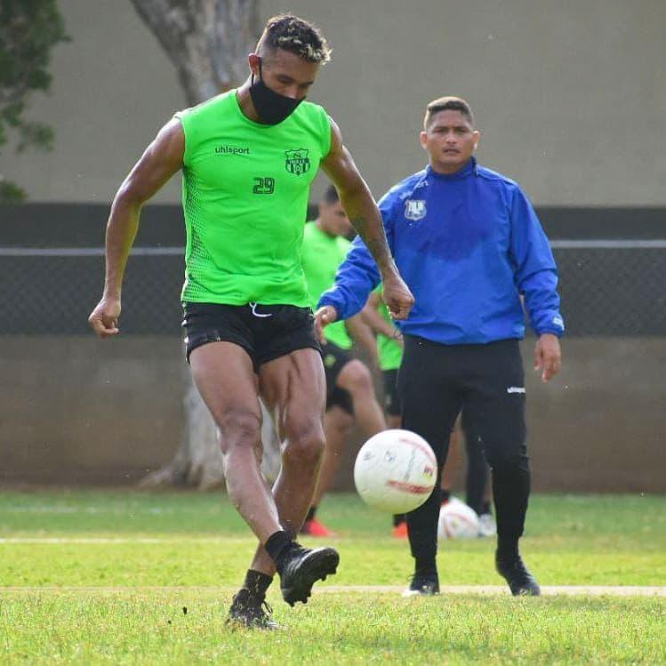 Frank Flores, DT del Zulia FC