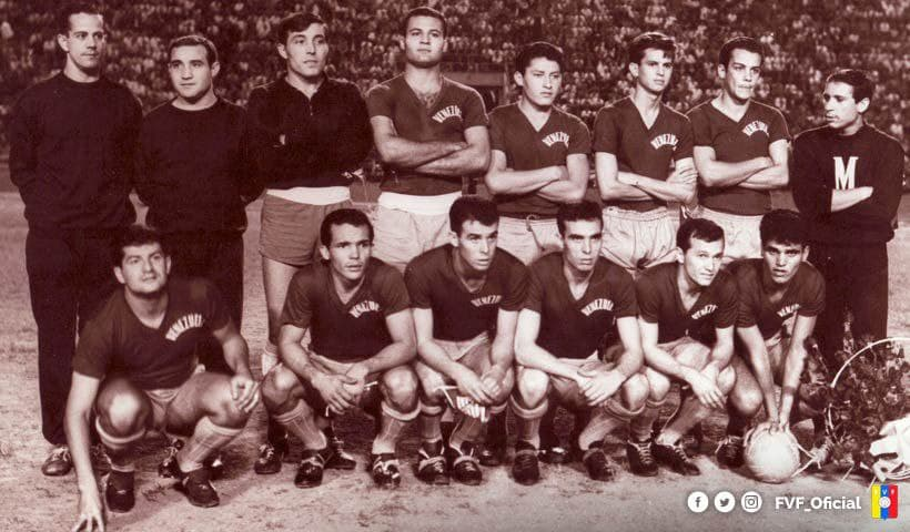 Venezuela ante Uruguay, 30 de mayo de 1965
