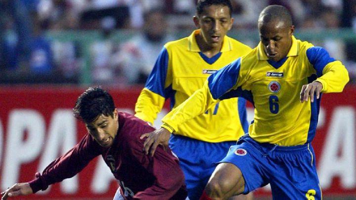 Venezuela vs Colombia, Copa América 2001