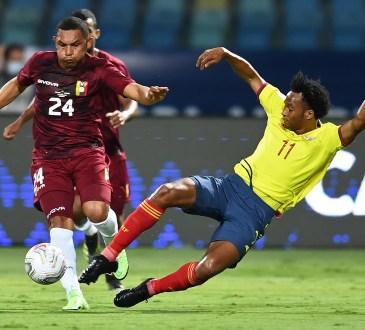 Bernaldo Manzano - Foto Conmebol Copa América