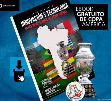 Ebook Copa América - La Pizarra del DT