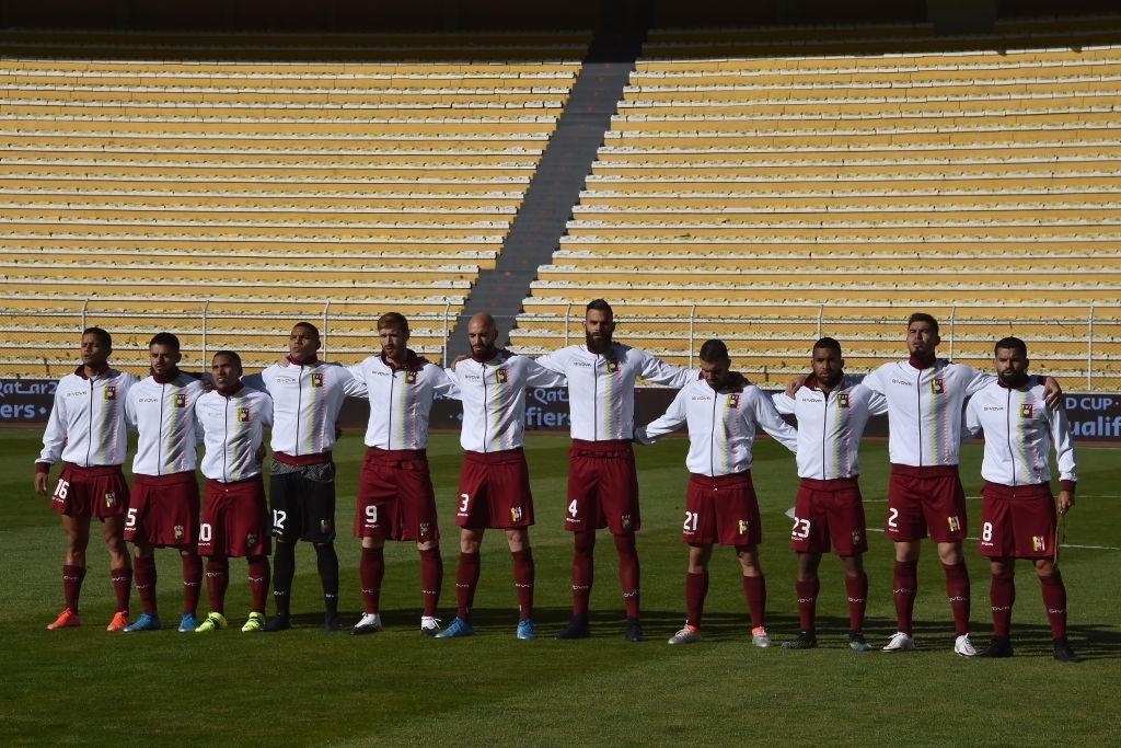 Venezuela suma un triunfo y cinco derrotas por las Eliminatorias