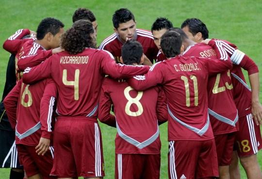 Venezuela en la Copa América 2011