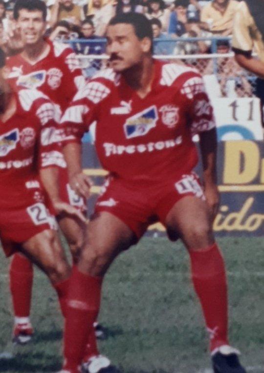 Leo González con Caracas FC. Foto Jean Carrero