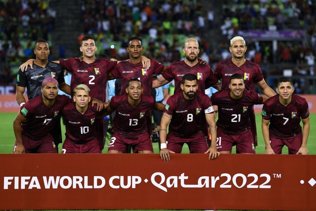 El XI de Venezuela ante Argentina