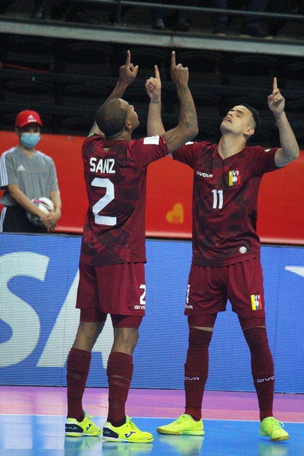 Vidal y Sanz, los héroes de Venezuela