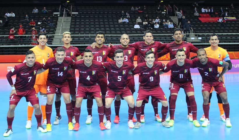 Selección venezolana de futsal