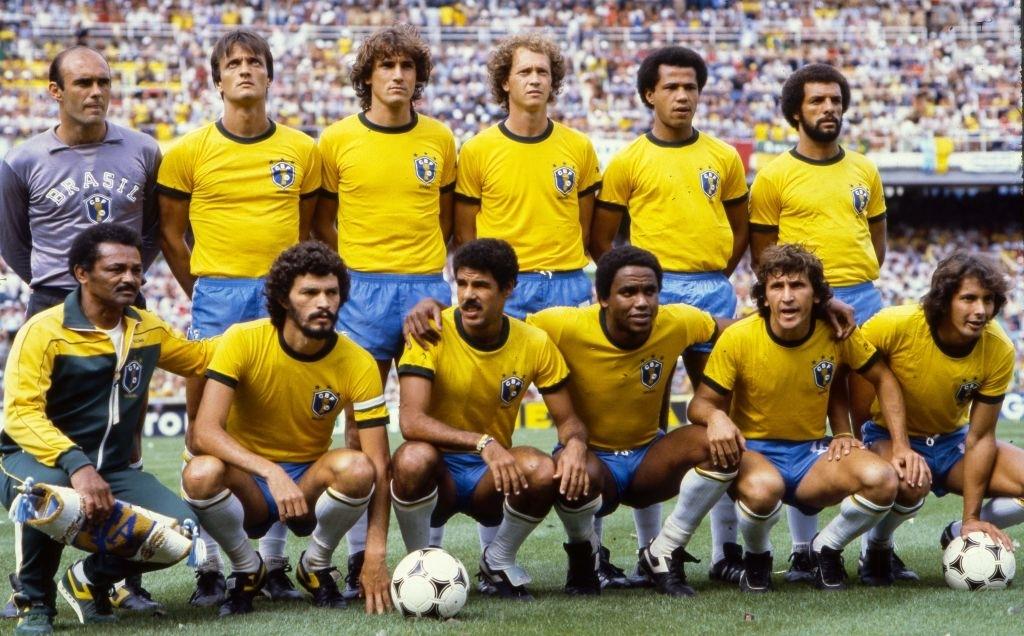 Brasil en el Mundial de España 1982