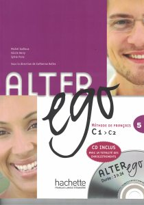 libro de frances alter ego