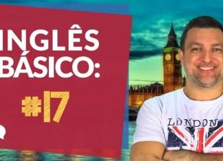 Numbers in English (Números em Inglês): Aula de Inglês 17 - Paulo Barros