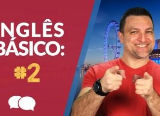 Aula de Inglês Básico 2: Cumprimentos e Apresentações com Paulo Barros