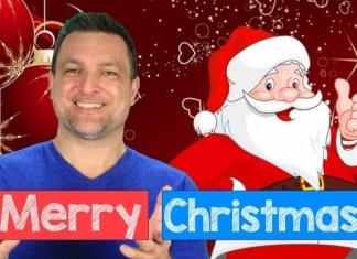Frases de Natal em Inglês - Vocabulários e frases em inglês de Natal