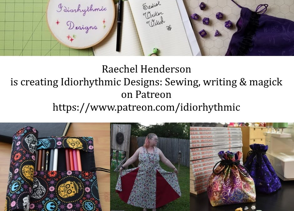 Patreon Patron Autographed Book Rewards