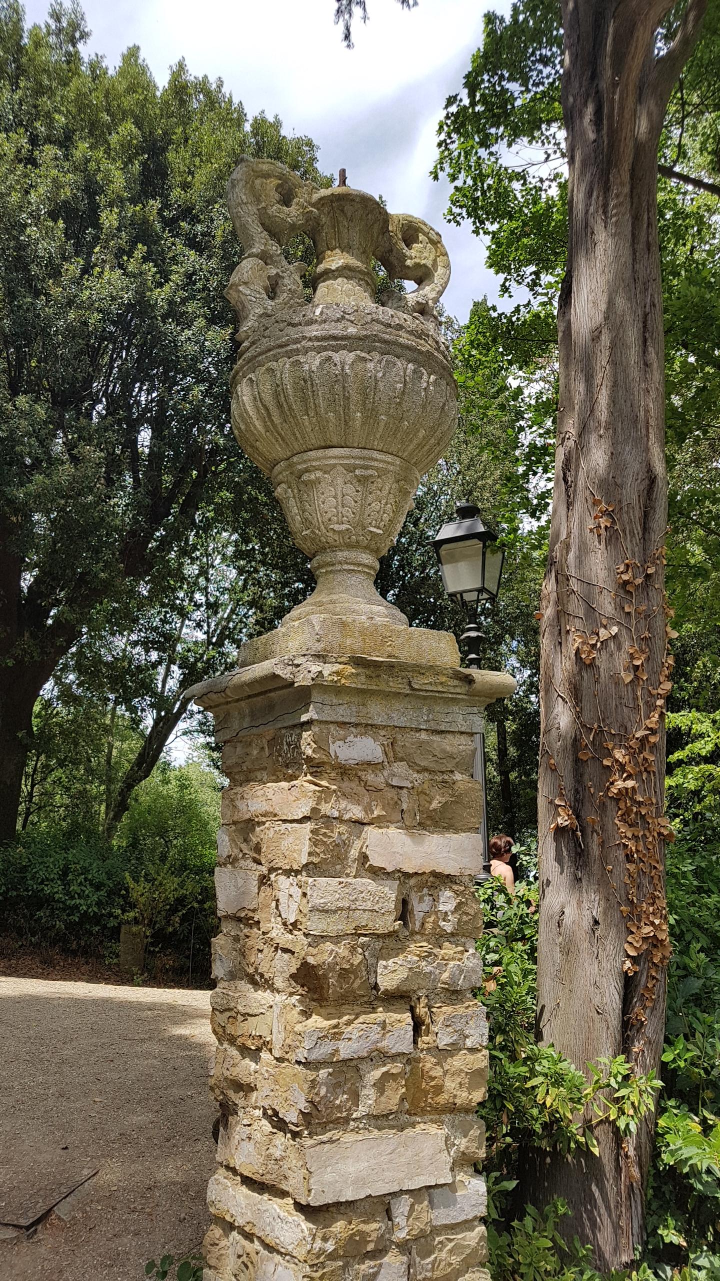 Bardini Gardens