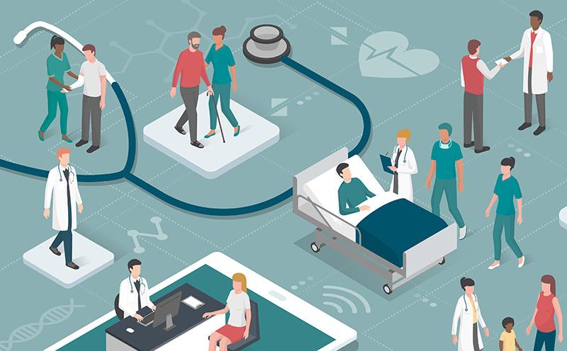 iDirectDoc Healthcare as a Service