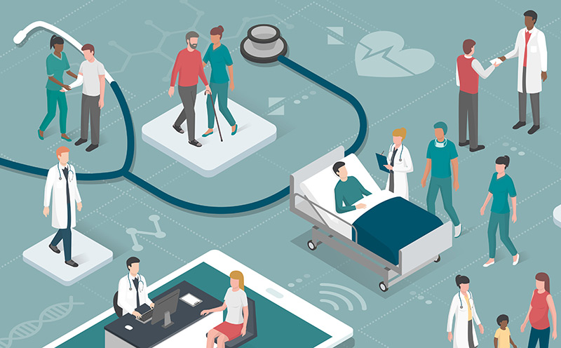 iDirectDoc Healthcare as a Service