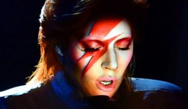 Η Lady Gaga τίμησε τον David Bowie στα Grammys με ένα show που άφησε τους πάντες άφωνους