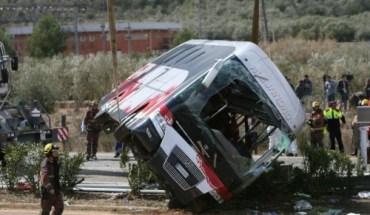 Γυναίκες ήταν και οι 13 νεκροί της τραγωδίας με τους φοιτητές στην Ισπανία - Και Έλληνες στο λεωφορείο