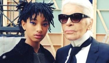 H 15χρονη κόρη του Γουιλ Σμιθ, Γουίλοου, είναι το νέο πρόσωπο του οίκου Chanel