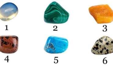 Τεστ: Διαλέξτε την πέτρα που σας ταιριάζει
