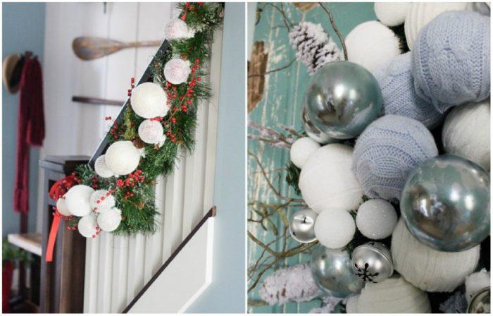 15 πρωτότυπες ιδέες διακόσμησης για τα Χριστούγεννα! 11