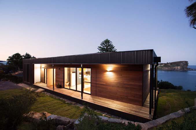Αυτή η παραθαλάσσια «πράσινη» κατοικία κατασκευάστηκε σε 6 εβδομάδες 13