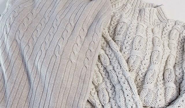 παλιά πουλόβερ