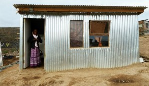 Incrementally upgrading shacks across South African townships