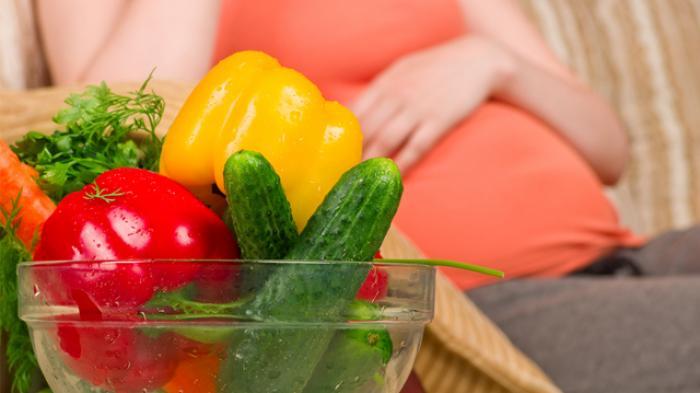 makanan untuk ibu hamil trimester pertama