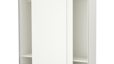 Desain Lemari Pakaian PAX IKEA