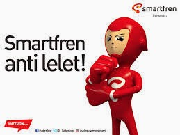 Cara daftar paket internet Smartfren