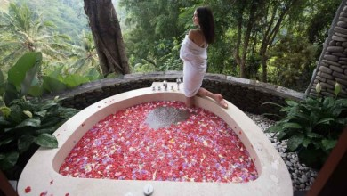 best spa in bali