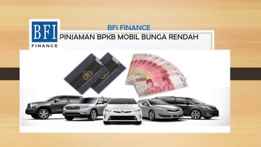 Pinjaman Jaminan Bpkb