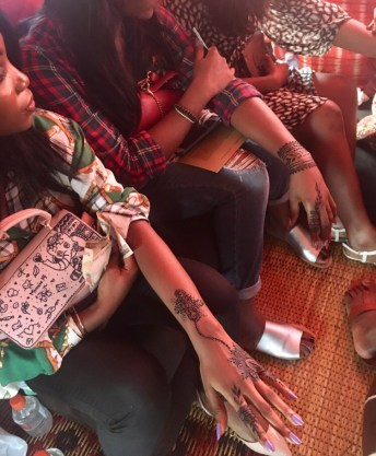 Cheers to Fashion: Featuring GTBank Fashion Weekend