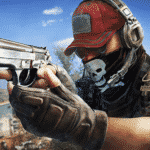 Death Shooter 4 Mission Impossible Mod Apk