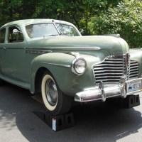 Maintaining the 1941 Buick Roadmaster